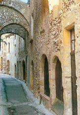 old town - St Jean De Fos, Languedoc, Herault, France - Holiday Rental